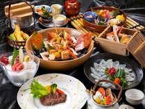 ◆極上美味プレミアム会席◆当館の料理長こだわりが詰まった『逸品』を味わう