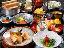 ◆料理グレードUP会席-海の幸メイン-◆自然溢れる中で新鮮な海の幸を味わえるのが当館の自慢!