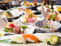 """◆贅会席◆厳選した""""旬の食材""""と料理長の""""技""""の競演が織り成す『至高の逸品』を味わう"""