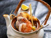 ◆料理一例◆出汁の香りが漂う秋の味覚を旬な食材と共に