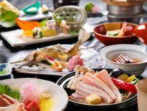 ◆基本会席◆季節ごとの地産の食材をふんだんに使い『旬の味わい』をご堪能いただきます