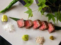 """◆厳選した""""旬の食材""""と料理長の""""技""""の競演が織り成す『至高の逸品』を味わう"""