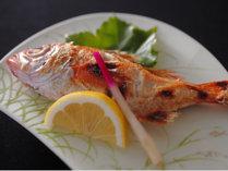 【部屋食選択可】◆量より『質』◆ご年配の方&女性に♪厳選素材を嗜むノドグロ塩焼き付「量控え目会席」