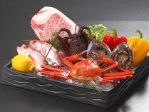 【特選会席 2018】産地・鮮度にこだわった食材を取り揃えた極上 旬のこだわり会席 ※写真はイメージです。