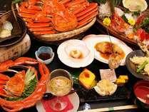 鵜の浜温泉 わん宿うの浜館 プラン【夕食一例】
