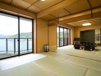 20畳ある和室は大人数でもゆったり安心