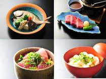 志摩の味力がどっさりの料理