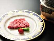国産牛ロースステーキ お好みの焼き加減で…