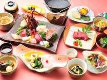春から初夏にかけての爽やかな季節にピッタリの和食会席