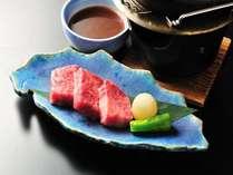 牛ロースステーキ(お好みの焼き加減で…)