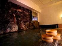 【婦人大浴場】名湯白銀の湯をのんびりご満喫ください