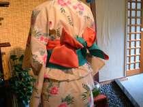 【女子旅に出よう♪嬉しい特典付き・色ゆかたレンタルと着付け無料】平日限定・選べる料理をお部屋食で