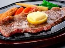 ■お部屋食■佐賀産特選牛のステーキプラン♪♪