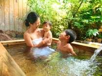 笑顔あふれる人気の家族風呂ですよ♪ゆったりのんびりおくつろぎ下さい。