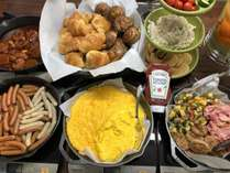 朝食(洋食ビュッフェ)6:30-9:30