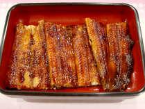 一番人気★当館名物【鰻の蒲焼】を堪能!秘伝の甘辛タレでご飯がススム~!