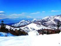 *当ホテルは、西館山・ジャイアント・発哺ブナ平の3つのスキー場へのアクセスが抜群!