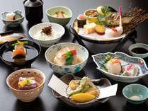 【和会席‐基本】日本の四季が持つ美しさを感じる「旬の味覚」をお召し上がりください