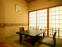 【お食事処・古道庵】個室一例