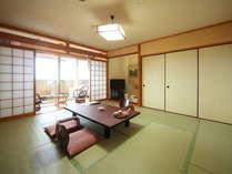 【本館】和室10畳露天風呂付客室