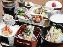【和食膳】 素材の味を楽しめる薄味がうれしい