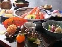秋の夕食料理イメージ