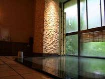 新しくなった大浴場でゆっくり湯浴みを・・・