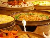 ◆朝食ブッフェでは津軽の郷土料理もご用意