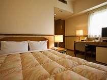 セミダブルルームはご夫婦やカップルに人気です。