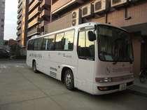 羽田空港⇔ホテルがラクラク♪無料送迎バス