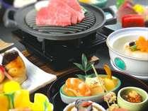 【スタンダード】●四季の食材を生かした京風会席1泊2食!●飛騨牛、納得豚を使い、一品一々丁寧に♪