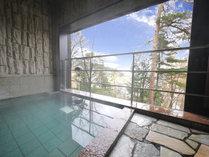 ◆展望大浴場◆飛騨高山天然温泉~男女別~(四季折々の景色を楽しめます)
