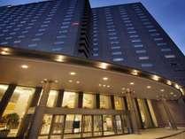 地上20階建てホテル