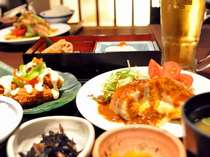 レストラン銀ゆばの2食付きプラン♪【朝夕・二食付】