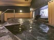 地下1階大浴場【玄要の湯】男子大浴場
