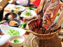【旬魚焼串プラン】新潟ならではの海の幸を焼串で堪能!