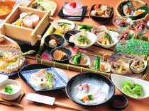 【旬菜料理プラン】地元妙高の高原野菜、地場産の山菜を堪能!