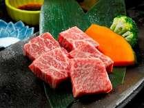 【ク゛ルメフ°ラン】ご当地☆熊野牛ステーキ(イメーシ゛)
