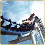 【那須ハイランドパーク】東日本最大級のテーマパークを遊びつくせ!フリーパス付1泊2食♪