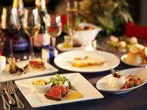 §【クリスマスディナー】12月22日~25日まで限定☆大切な方と特別な一日を♪