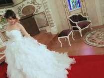 お姫様気分◇豪華ドレスにお着替え・もっと綺麗に♪女子旅思い出づくり★ドレスレンタル付きプラン