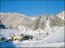岩鞍スキー場
