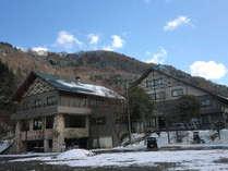 入野谷の雪景色