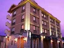 08年12月中旬より名前が変わりました。アネックスプリンセスホテル(旧ハイパーホテル三沢)