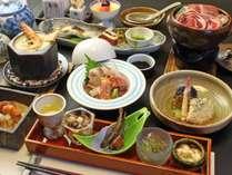 【スタンダード】地元高島の食材を旬な時期に、存分にお楽しみ下さい。