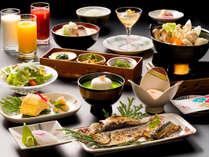2019春夏「加賀朝食」