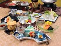 有田の恵み♪ 旬の食材を使った懐石料理プラン♪