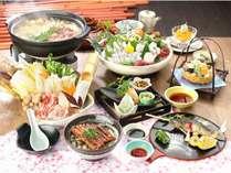 有田の山海の恵みをふんだんに使った『グルメ夏の味覚』特別料理プラン♪