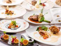 【フレンチ フォレスト-フォレストディナーコース-】フォアグラや伊勢海老など個性的な高級食材を堪能