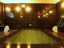 【浴場】草津の湯畑源泉100%掛け流しのお風呂です